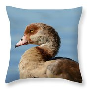 Royal Highness Throw Pillow
