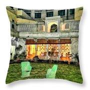 Royal Home Evening Throw Pillow