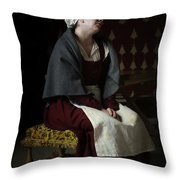 Royal Maid C1550 Throw Pillow