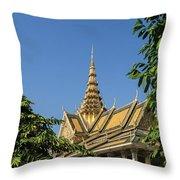 Royal Palace 03 Throw Pillow