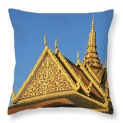 Royal Palace 13  Throw Pillow