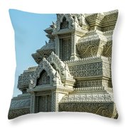 Royal Palace Shrine 01  Throw Pillow