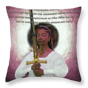 Royal Priesthood Throw Pillow