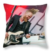 Royal Republic - 001 Throw Pillow