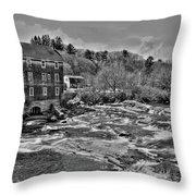 Royal River 0156 Throw Pillow