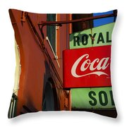 Royal Throw Pillow