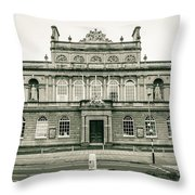 Royal West Of England Academy, Bristol Throw Pillow