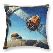 RTK Throw Pillow