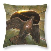 Ruacha - Ruach - Holy Spirit Throw Pillow