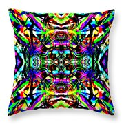 Ruba Throw Pillow