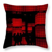 Rubik's Dream Throw Pillow