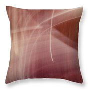 Ruby Throw Pillow
