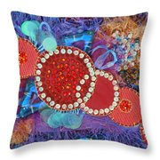 Ruby Slippers 1 Throw Pillow