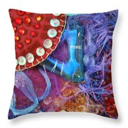 Ruby Slippers 7 Throw Pillow