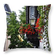 Rudesheim 3 Throw Pillow