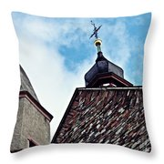 Rudesheim 5 Throw Pillow