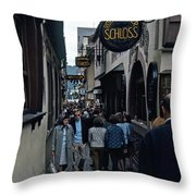 Rudesheim2 Throw Pillow