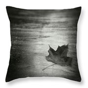 Rue Malebranche Throw Pillow