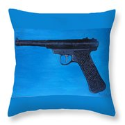 Ruger Throw Pillow
