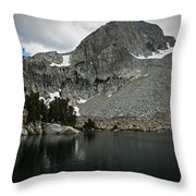 Rugged Territory Throw Pillow