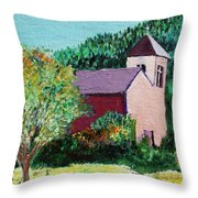 Ruidoso Throw Pillow