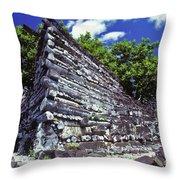 Ruins Of Nan Madol Throw Pillow
