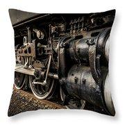 Running Gear Throw Pillow