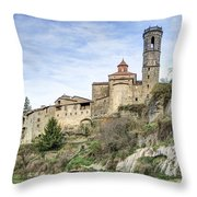 Rupit I Pruit In Catalonia Throw Pillow