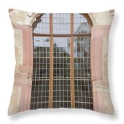 Ruprechtsbau Window Throw Pillow