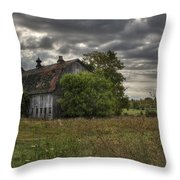 Rural Clayton Throw Pillow