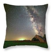 Rural Dreams Throw Pillow