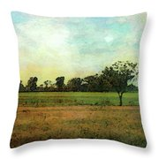 Rural Landscape 5904 Idp_2 Throw Pillow