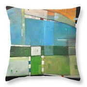 Rural Landscape Number 3 Throw Pillow