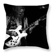Rush 77 #14 Throw Pillow
