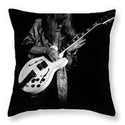 Rush 77 #15 Throw Pillow