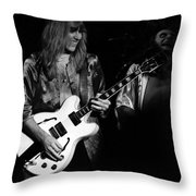 Rush 77 #16 Throw Pillow
