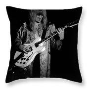 Rush 77 #44 Throw Pillow