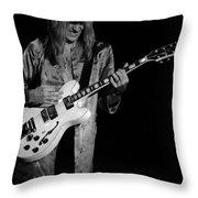 Rush 77 #45 Throw Pillow