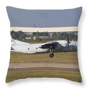 Russian Air Force An-26 Taking Throw Pillow