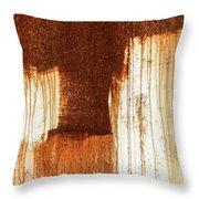 Rust 02 Throw Pillow