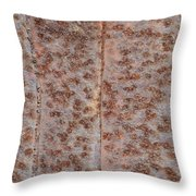 Rust 1 Throw Pillow