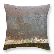 Rust 13 Throw Pillow