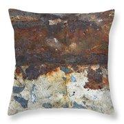 Rust 14 Throw Pillow