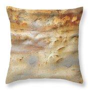 Rust 23 Throw Pillow