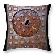 Rust Never Sleeps Throw Pillow