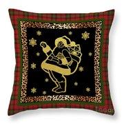 Rustic Christmas-jp3701 Throw Pillow