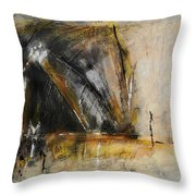 Rustic Interlude Throw Pillow