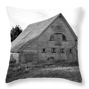 Rustic Soul Throw Pillow