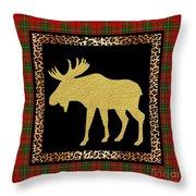 Rustic Woodland-jp3685 Throw Pillow