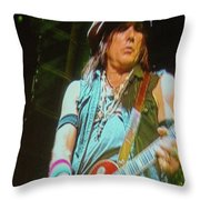 Ryan Roxie Throw Pillow